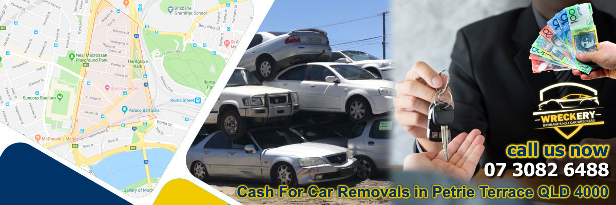 Car Wreckers Petrie Terrace QLD 4000